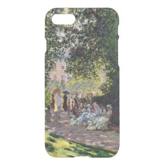Funda Para iPhone 8/7 Bella arte de Monceau Monet del parque