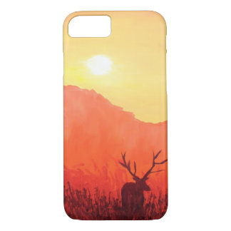 Funda Para iPhone 8/7 Belleza del explorador de la naturaleza del bosque