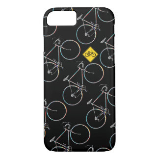 Funda Para iPhone 8/7 bicicleta. dos-ruedas. bici. fresco