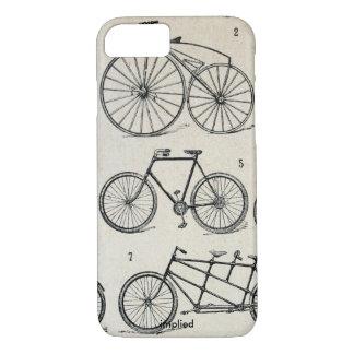Funda Para iPhone 8/7 Bicicletas del vintage
