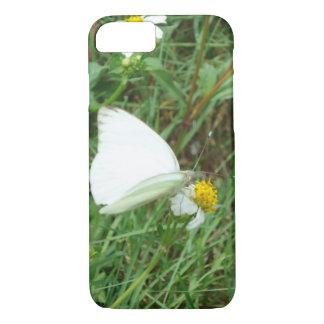 Funda Para iPhone 8/7 Blanco en verde
