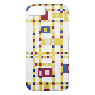 Funda Para iPhone 8/7 Boogie Woogie de Piet Mondrian Broadway