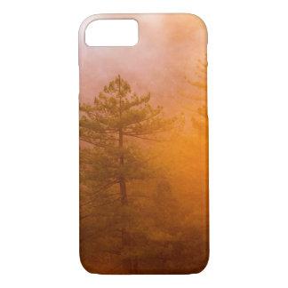 Funda Para iPhone 8/7 Bosque de oro de la correhuela