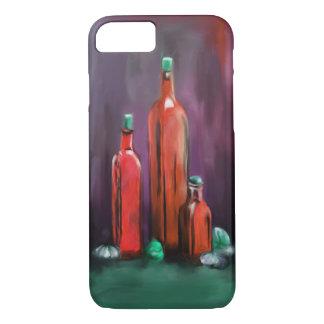 Funda Para iPhone 8/7 Botellas de vino