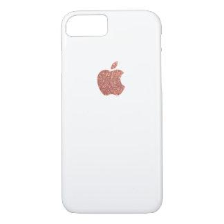 Funda Para iPhone 8/7 Brillo color de rosa Apple™ del oro