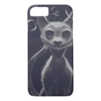 Funda Para iPhone 8/7 Burbujea el gato de Sphynx