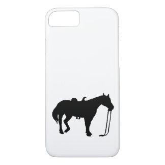 Funda Para iPhone 8/7 Caballo negro