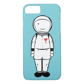 Funda Para iPhone 8/7 Caja adorable del teléfono del astronauta de la