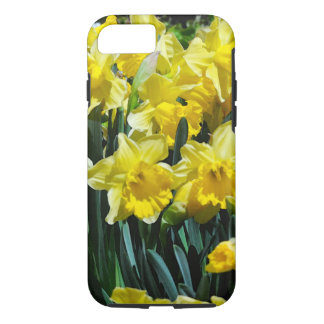 Funda Para iPhone 8/7 Caja amarilla del iPhone 7 de los narcisos