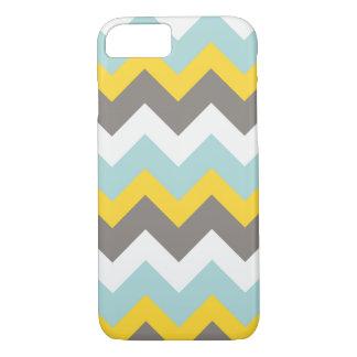 Funda Para iPhone 8/7 Caja azul, amarilla, gris, blanca del teléfono de