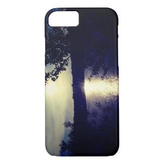 "Funda Para iPhone 8/7 Caja ""azul"" del teléfono"