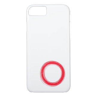 Funda Para iPhone 8/7 Caja blanca fresca del iPhone