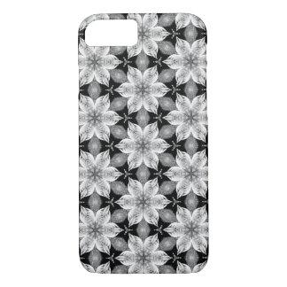 Funda Para iPhone 8/7 Caja blanco y negro del iPhone