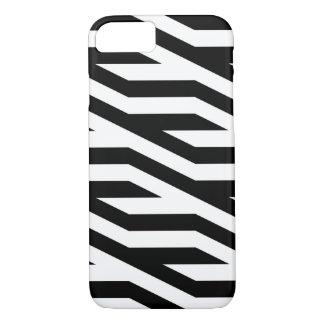 Funda Para iPhone 8/7 caja blanco y negro del iphone 7