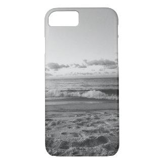 Funda Para iPhone 8/7 Caja blanco y negro del iPhone 7 de la opinión de