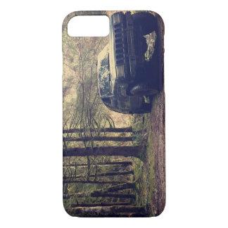 Funda Para iPhone 8/7 Caja cherokee magnífica del jeep ZJ
