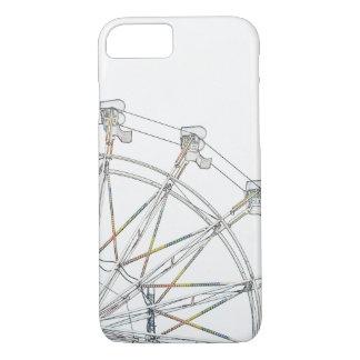 Funda Para iPhone 8/7 Caja colorida del iPhone 7 de Barely There de la
