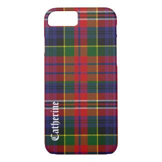 Funda Para iPhone 8/7 Caja colorida del iPhone 7 de la tela escocesa de