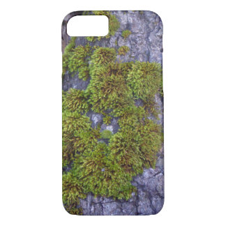 Funda Para iPhone 8/7 Caja cubierta de musgo del teléfono