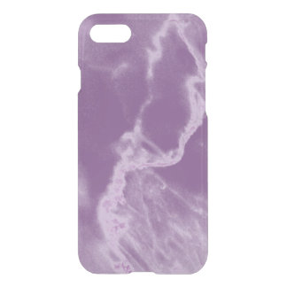 Funda Para iPhone 8/7 Caja de mármol púrpura del iPhone 7