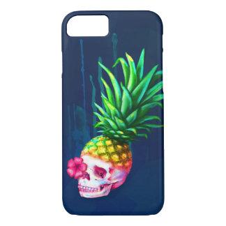 Funda Para iPhone 8/7 Caja del cráneo de la piña