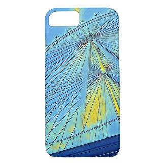 Funda Para iPhone 8/7 Caja del teléfono celular de la noria