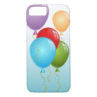 Funda Para iPhone 8/7 Caja del teléfono celular del globo