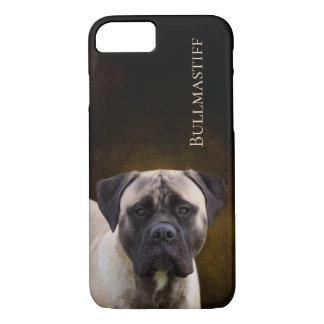 Funda Para iPhone 8/7 Caja del teléfono de Bullmastiff