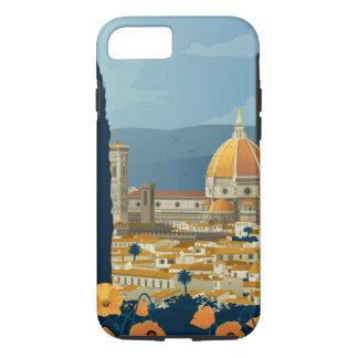 Funda Para iPhone 8/7 Caja del teléfono de Florencia, Italia