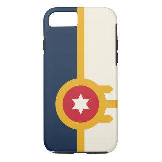 Funda Para iPhone 8/7 Caja del teléfono de la bandera de Tulsa