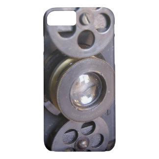 Funda Para iPhone 8/7 Caja del teléfono de la cámara de Steampunk