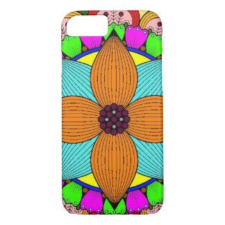 Funda Para iPhone 8/7 Caja del teléfono de la flor