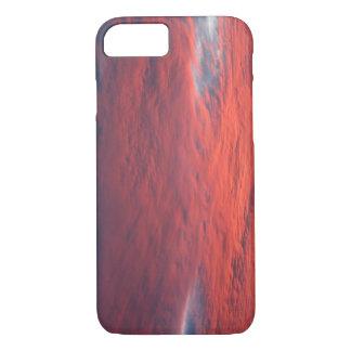 Funda Para iPhone 8/7 Caja del teléfono de la puesta del sol