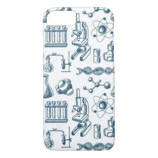Funda Para iPhone 8/7 Caja del teléfono de la química