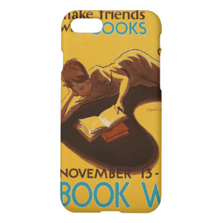 Funda Para iPhone 8/7 Caja del teléfono de la semana del libro de 1949