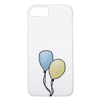 Funda Para iPhone 8/7 Caja del teléfono de los globos