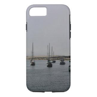 Funda Para iPhone 8/7 Caja del teléfono de los veleros de la bahía de