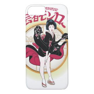 Funda Para iPhone 8/7 Caja del teléfono de Monroe del geisha