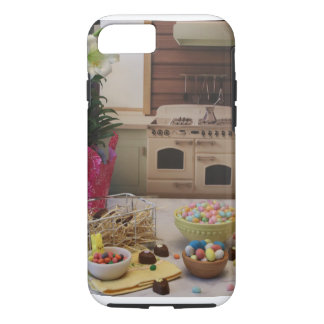 Funda Para iPhone 8/7 Caja del teléfono de Pascua/de la primavera