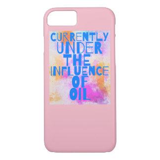 Funda Para iPhone 8/7 Caja del teléfono del aceite esencial