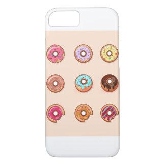 Funda Para iPhone 8/7 Caja del teléfono del buñuelo