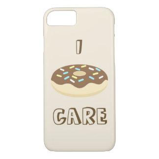Funda Para iPhone 8/7 Caja del teléfono del buñuelo del chocolate