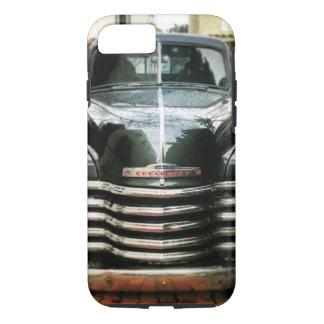 Funda Para iPhone 8/7 Caja del teléfono del camión de Chevy del vintage