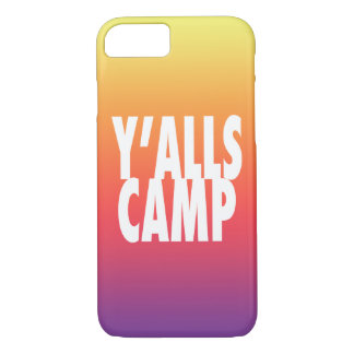Funda Para iPhone 8/7 Caja del teléfono del campo de Y'alls