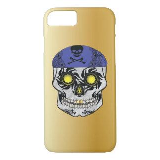 Funda Para iPhone 8/7 Caja del teléfono del cráneo del caramelo del
