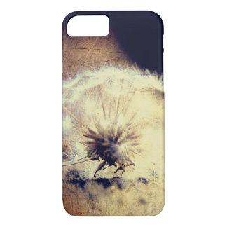 Funda Para iPhone 8/7 Caja del teléfono del diente de león, fondo de
