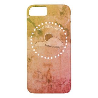 Funda Para iPhone 8/7 Caja del teléfono del eclipse solar