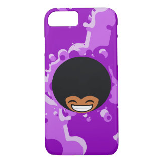 Funda Para iPhone 8/7 Caja del teléfono del iPhone 7 de Apple del Afro