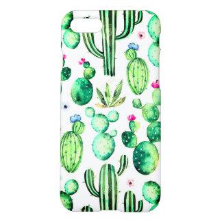 Funda Para iPhone 8/7 Caja del teléfono del mate de Iphone 7 del cactus