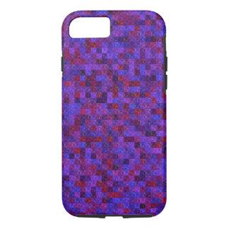 Funda Para iPhone 8/7 Caja del teléfono del modelo de rejilla